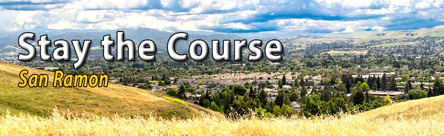 Stay the Course San Ramon header image